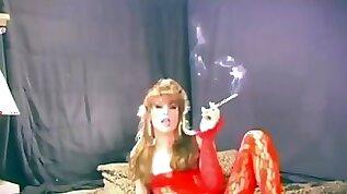 Heather Renee Maid to Smoke smoking fetish extraordinary