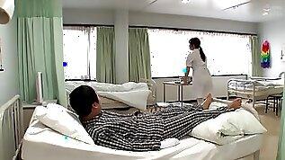 Asian Nurse hot japanese fuck