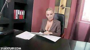 An Intra Office Affair