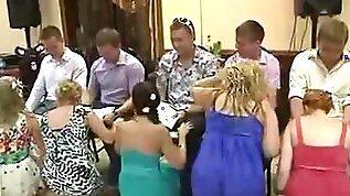Crazy wedding game