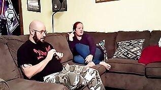 Cheating prostitute Ex Wife Leg Foot Fetish Jeggings
