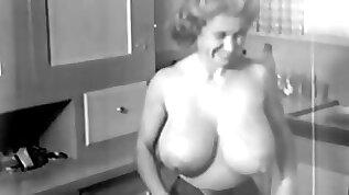 Retro Tits Slim Stacked