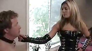 Mistress Face slaps