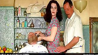Celeb Actress Anna Galiena Romantic sex gigs