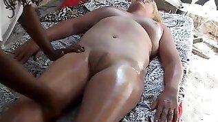 Dilettante massage africa puffy vagina