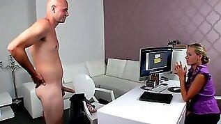 Zuzana and David are having awesome sex