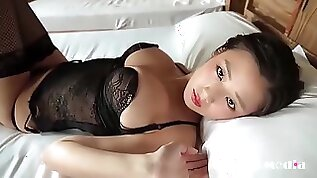 Very nice sensual video with beautiful Asian woman