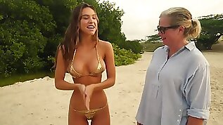 Alexis Ren Nasty Little Prick Whore Cuckolds Her Boyfriend