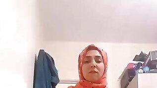 Hijab bbw