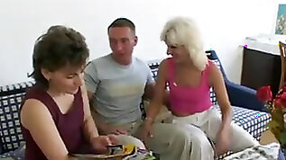 Rectal Action on tape With Hot Mature And youthfull stud