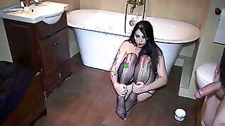 Kinky goth