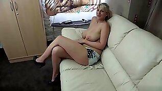 Big Titty Slut nasty Milf Wants To Drink! JOI! WANK!