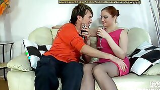 Russian MILF Romantic Date Sex Video