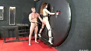 Perfect anal passion in scenes of BDSM fetish XXX