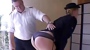 Law Order Bent Over