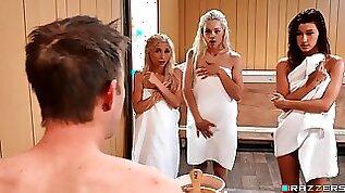 4some orgy with Piper Perri Alaina Elsa Jean