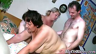 Two fat bitches in BGG threesome
