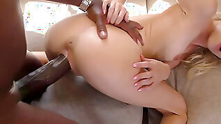 Big black cock strength