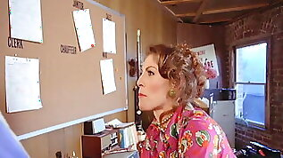 Kay Parker Office Quickie