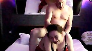 Russian Arab Mix Whore Used by British Bull