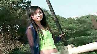 Crazy homemade Chinese Teens adult video