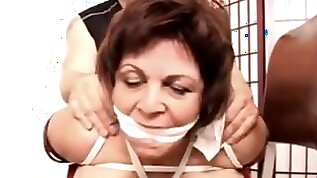 Vanessa teacher Bondage first fuck