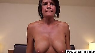 Perfect Mother In Law Tessa Gives Handjob Good Friend