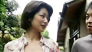 Japanese video wife small boobs